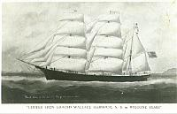 Clipper Ship from Wallace
